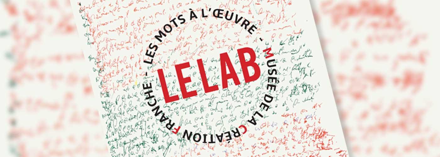 Le LAB - Les mots à l\'oeuvre
